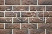 Фасадная плитка Каньон Сколотый кирпич 27