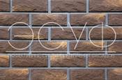 Фасадная плитка Каньон Сколотый кирпич 36