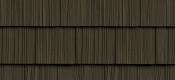 "Сайдинг FOUNDRY ""Фактурная дранка"" 528 Дымчатый коричневый"