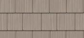 Сайдинг FOUNDRY Фактурная дранка 820 Винтажный тауп