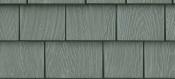 Сайдинг GRAYNE Белый кедр 404 Исландский мох