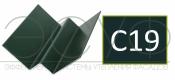 Внутренний угловой профиль Cedral Click C19 Грозовой океан