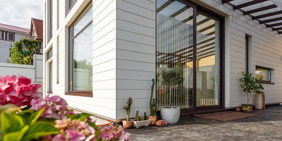 Вентилируемые фасады: преимущества и особенности