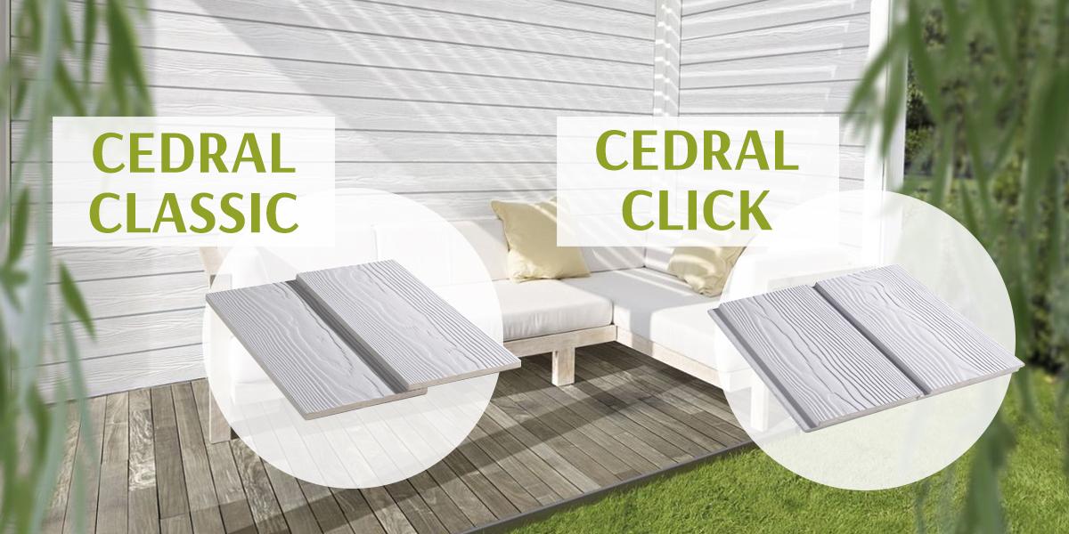 Что выбрать - Cedral Click или Cedral Classic?